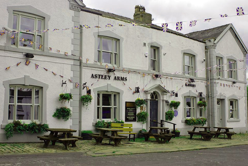 The Astley Arms (Top)