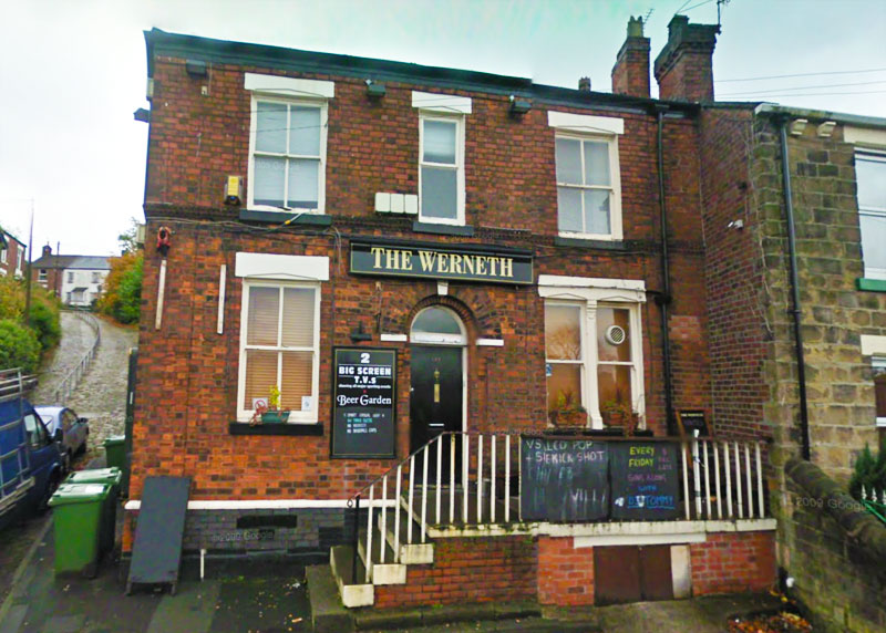 The Werneth Hotel