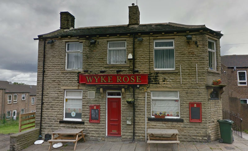 The Wyke Rose